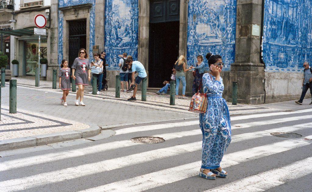 Film Street Photography Benidorm - Alicante