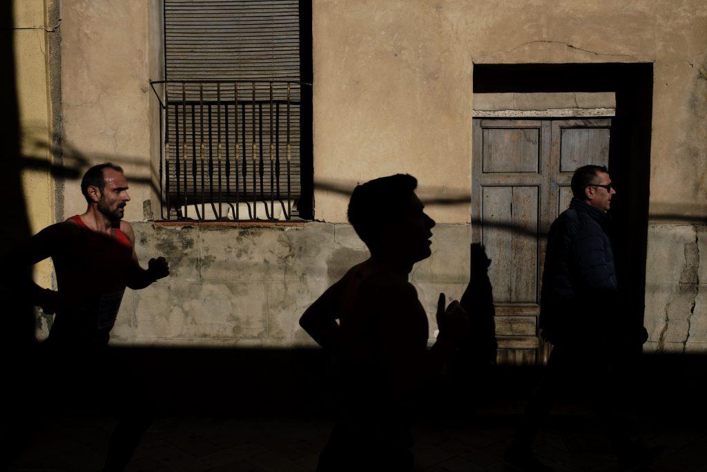 Street Photo Silhouette