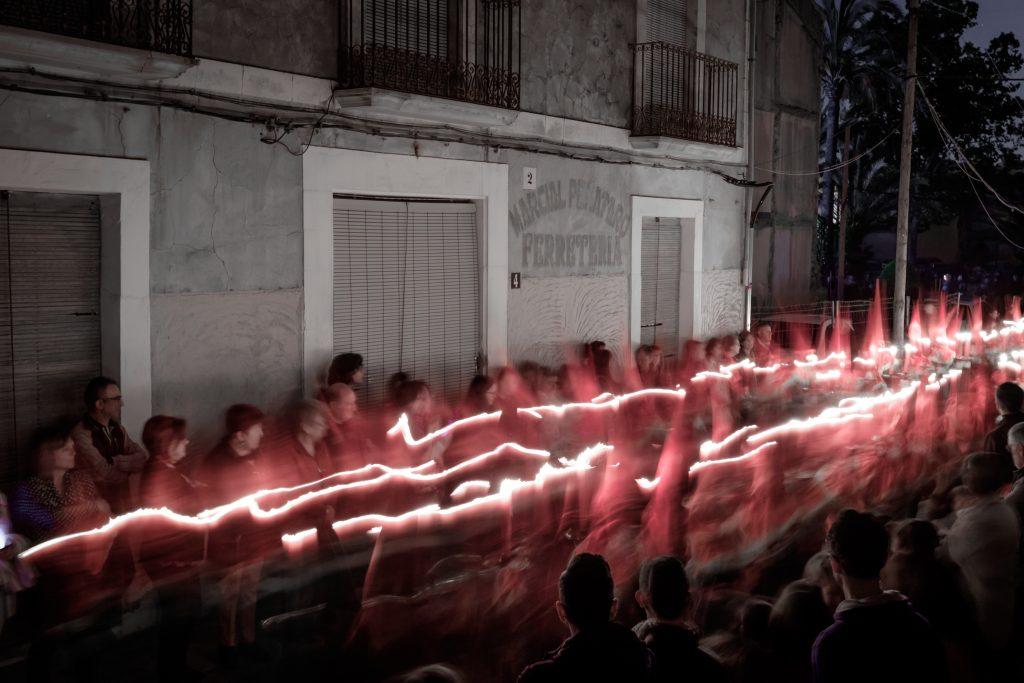 street photo Madrid