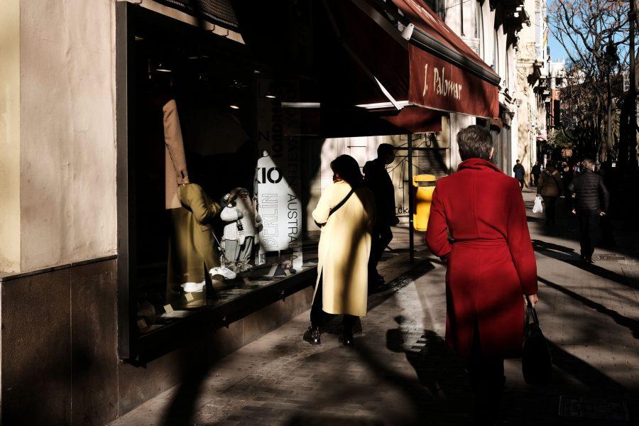 street photo Valencia